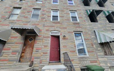 233 S Gilmor St, Baltimore, MD 21223