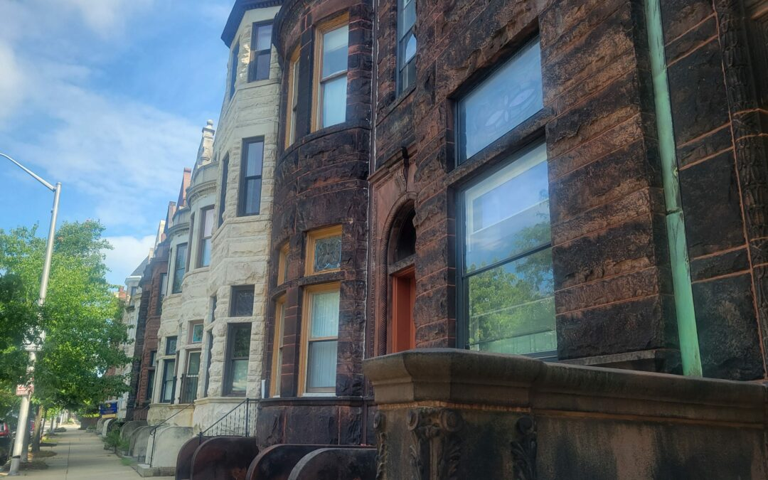 Flipping Historical Multi-Units in Bolton Hill Baltimore. Part 5